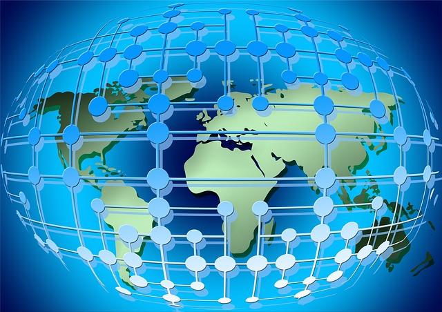 digitální zeměkoule