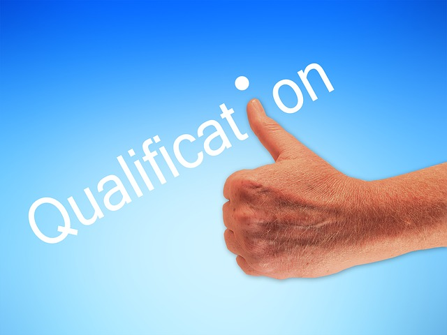 splněná kvalifikace