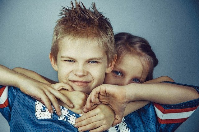 bratr a sestra sportovci