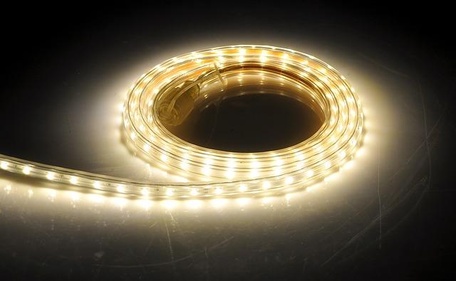 světelný pás