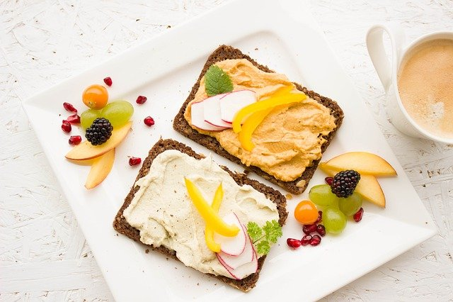 snídaně