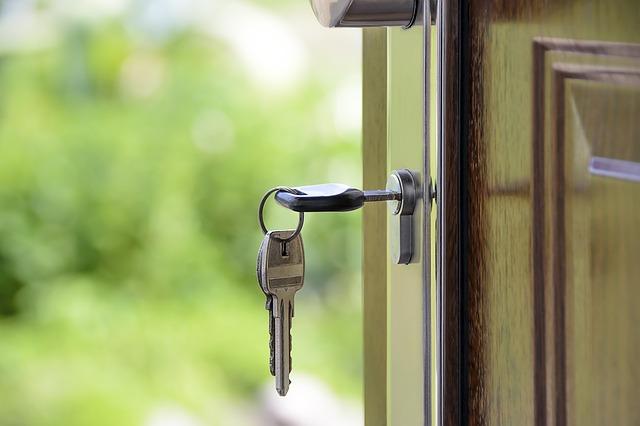 klíče od odmu